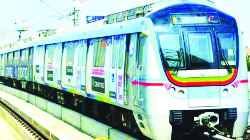 The Hyderabad Metro Rail Authorities said the sophisticated signalling system was partly to blame as Hyderabad's climate cannot support the highly sophisticated system.