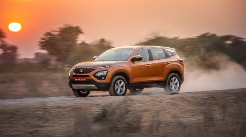 Customers can book a test drive on the Tata Motors website, following which the customer care team will call and confirm a slot.