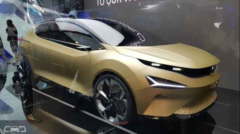 Tata To Launch 45x Based Hatchback In 2019