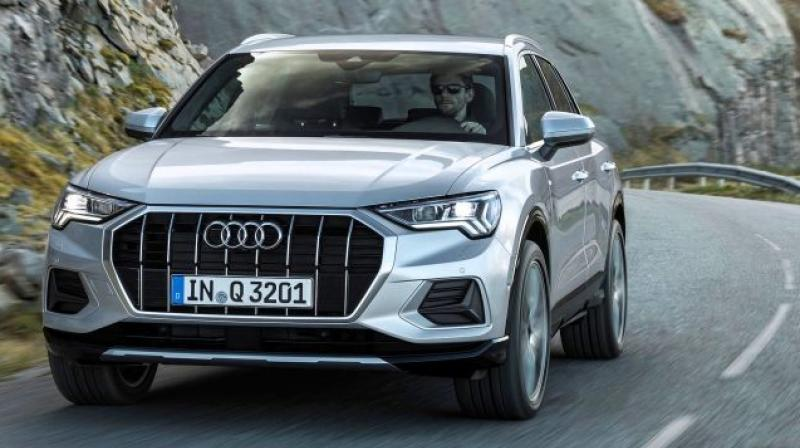 2019 Audi Q3 Unveiled Will Take On Bmw X1 Volvo Xc40 And Mercedes