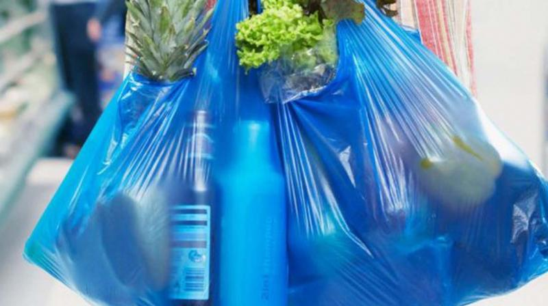 APNRT president Ravi Vemuru said that the intention was to make the students aware of the damage caused to the environment by uncontrolled usage of plastic in our daily life.