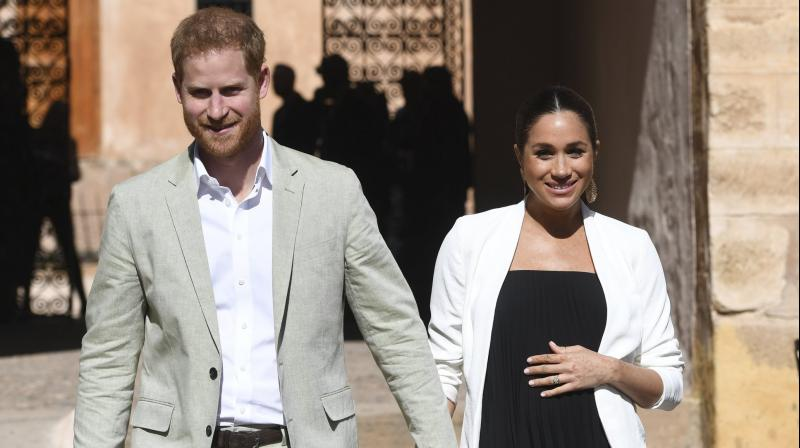 Meghan is an unusual addition to the royal family because she is an American citizen born to a white father and an African-American mother. (Photo: AFP)