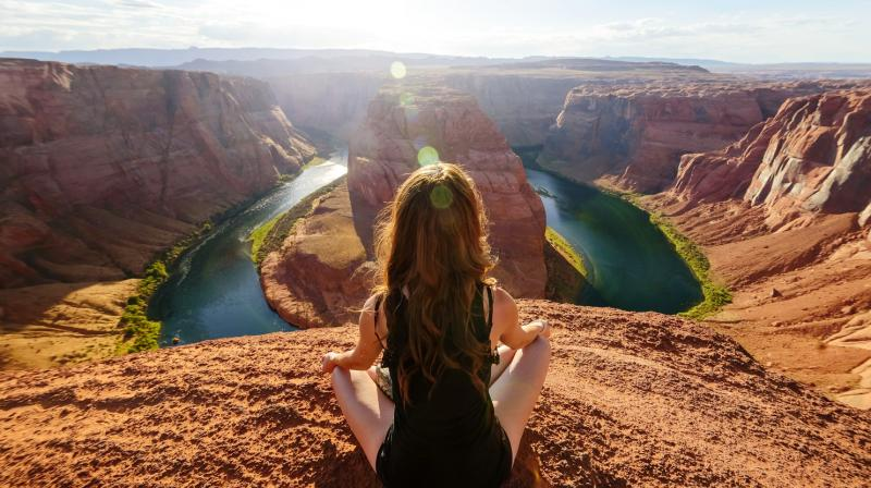 Recharge and rewind in the lap of Nature. (Photo: Brand USA)