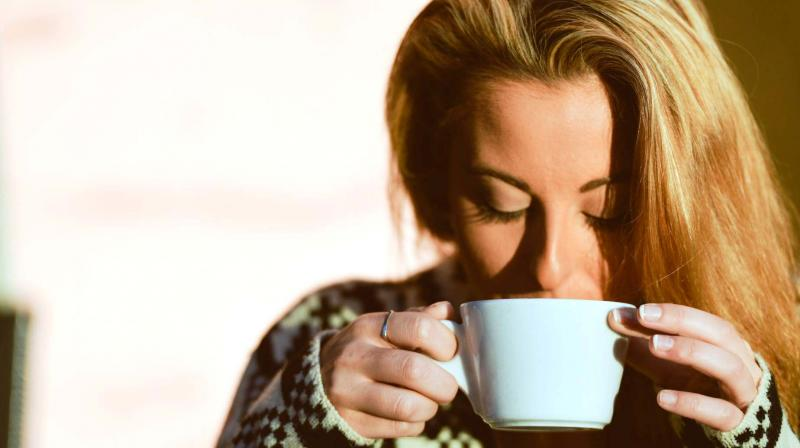 The risk of cardiovascular disease increases with high blood pressure, a known consequence of excess caffeine consumption. (Photo: Representational/Pexels)