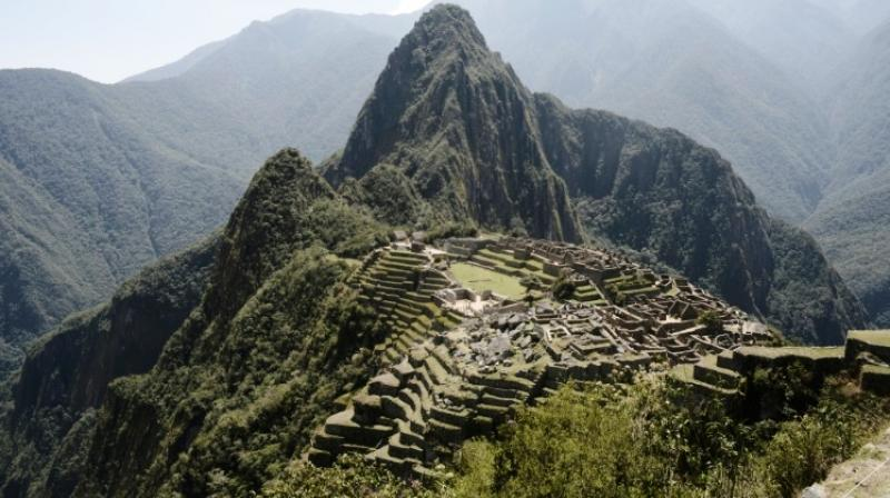 """It's a pilot experience"""" aimed at preserving cultural heritage while facilitating visits to tourists. (Photo: AFP)"""