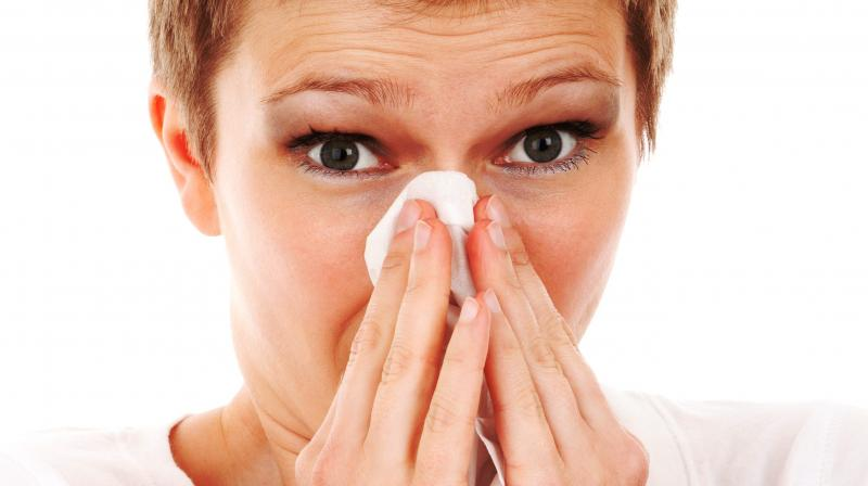 Sometimes nosebleeds occur due to some infection and might require antibiotic ointment and medication for treatment. (Photo: Representational/Pexels)