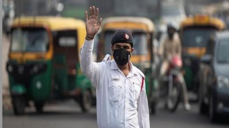 Delhi chokes again as air quality plunges to 'severe'