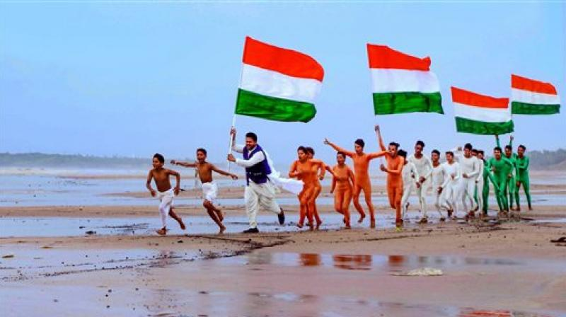 India celebrates its 72nd Independence Day having won freedom from the shackles of British colonialists in 1947. (Photos: AP. PTI)