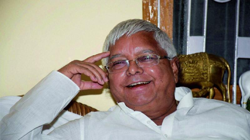 Fodder Scam: Lalu Prasad Yadav calls himself a victim of BJP politics