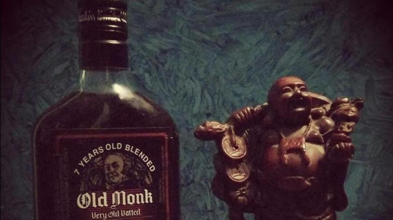 Launched in 1954 Old Monk was the largest selling dark rum in the world for a long time