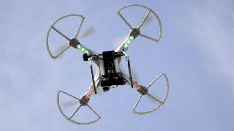 The military said in a statement late Tuesday that the drone violated Pakistan's airspace and was spying when it was shot down in the village of Chirikot along the Line of Control in Kashmir. (Photo: File/ Representational)