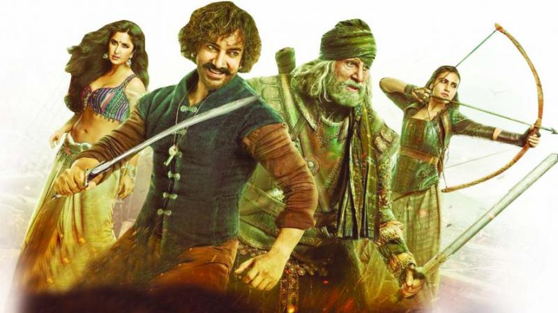 Thugs of Hindostan movie review: The deadly duds of Hindostan thumbnail
