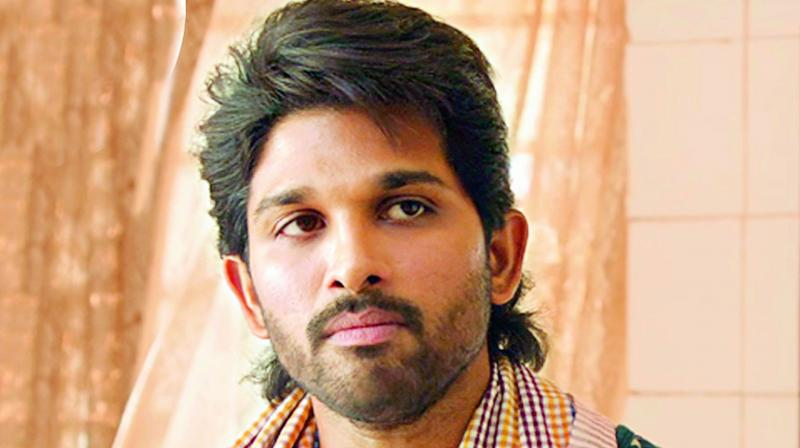 My Father Is My Biggest Inspiration And Motivation Allu Arjun
