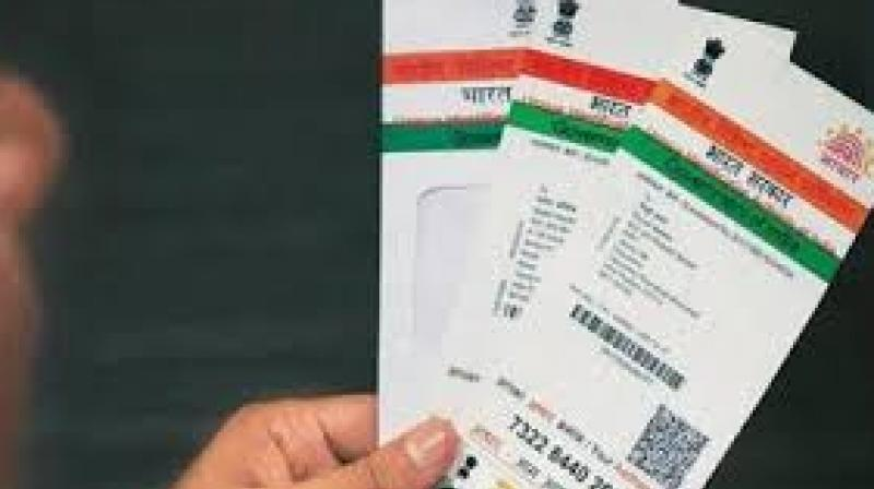 Techies in Hyderabad say that Sodexo, which issues food cards, is asking them to give any other ID proof not Aadhaar.