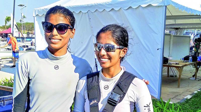 Sweta Shervegar and Varsha Gautham