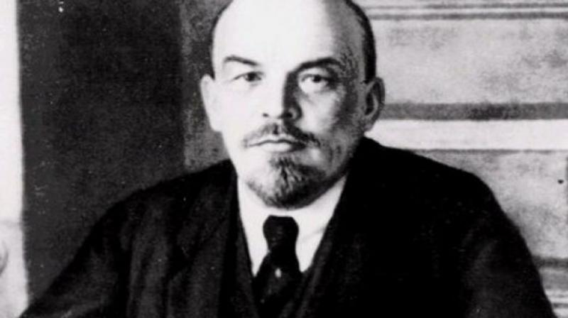 Vladimir Lenin (Photo: AP)