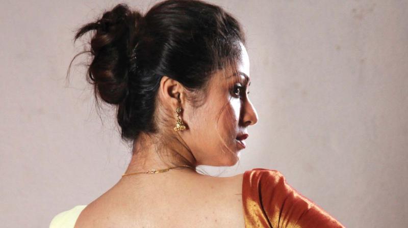 Actress Sada