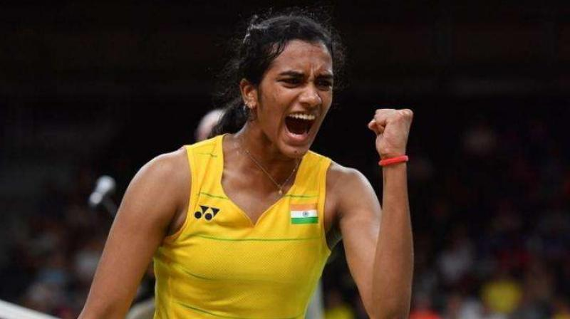 ALL ENGLAND QF - A close shave for Sindhu