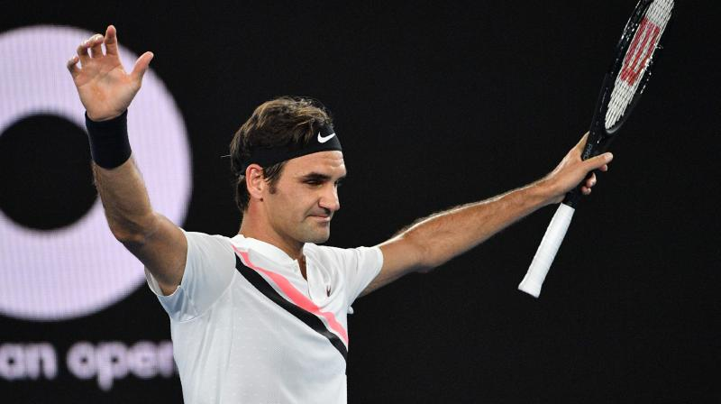 Roger Federer will target a return to the top of the rankings as the Rotterdam World Tennis tournament starts on Monday, with the Swiss aiming to become the oldest number one player in ATP history. (Photo: AFP)