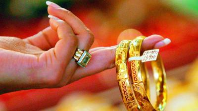 Gold prices are ruling at around Rs 39,000 per 10 gram on this Dhanteras, as against Rs 32,690 per 10 gram on the same day in 2018.