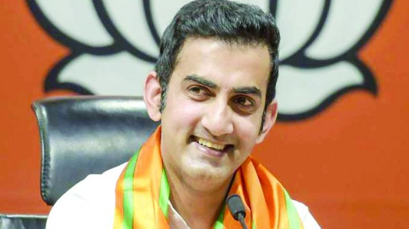 The 37-year-old welcomed the government's move by congratulating Narendra Modi and Amit Shah is his tweet. (Photo: File)