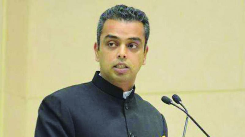 'In my view, Sachin Pilot and Jyotiraditya Scindia have all these qualities and can provide strength to the organisation and vigour to the opposition space,' Deora said. (Photo: File)