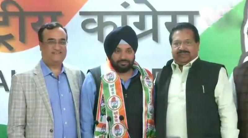 Congress rejuvenates, 'Arvinder Singh Lovely' makes a comeback