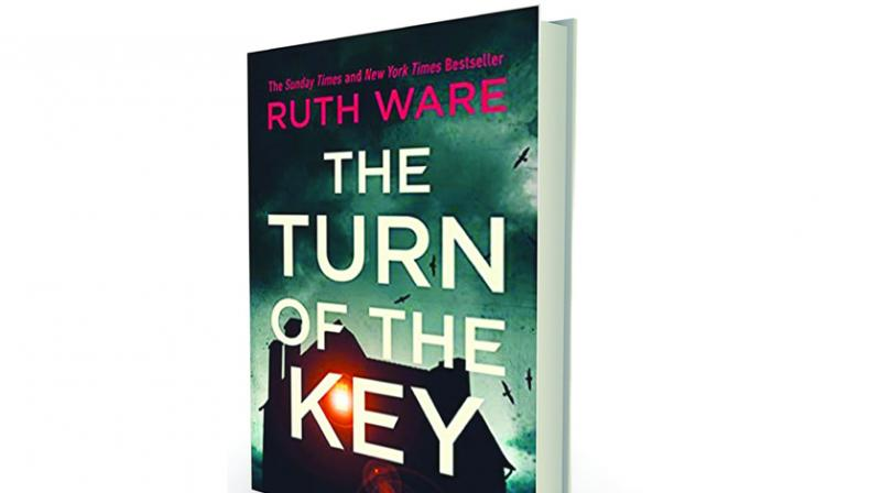 The Turn of the Key by Ruth Ware Harvill Secker, Rs 599.
