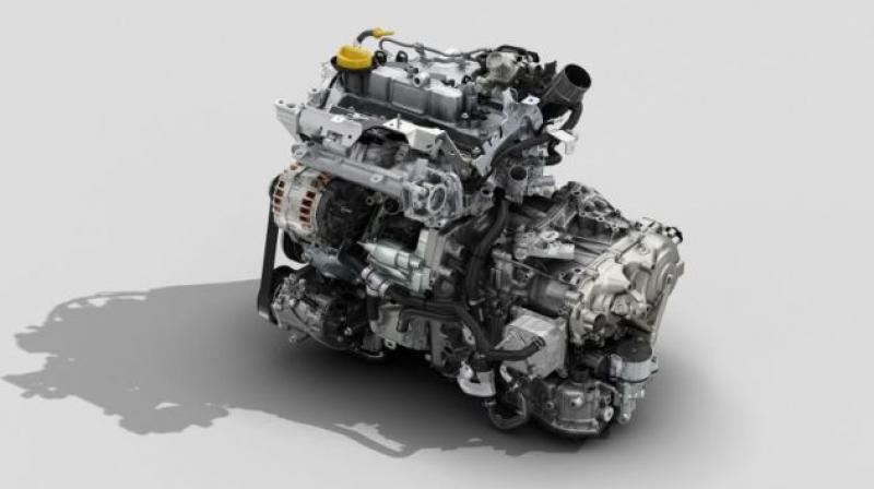 The 1.3-litre unit delivers power figures similar to the outgoing 1.5-litre diesel engine.