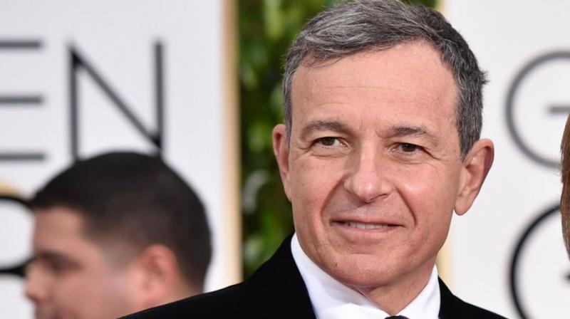 Disney Co Chief Executive Officer Bob Iger. (Photo: AP)