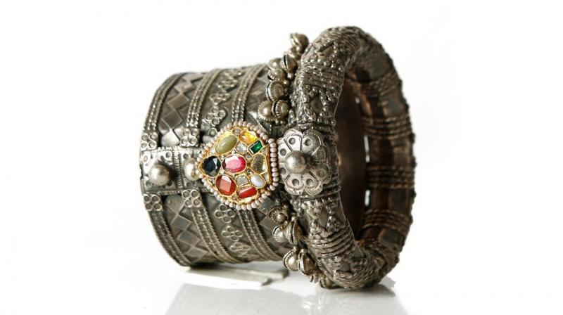 Few of the jewels designed by Lara