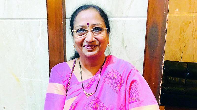 P. Anuradha
