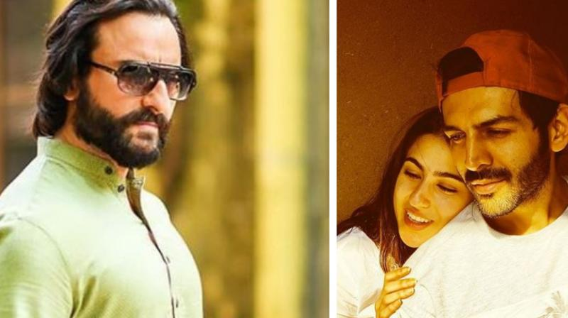 Here's what Saif Ali Khan has to say on Sara and Kartik's linkup rumors