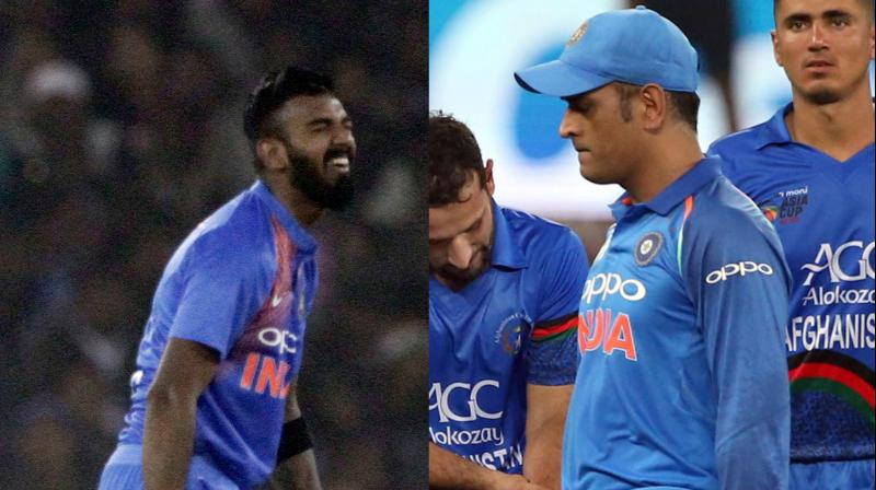 Indian opener KL Rahul, who took an unsuccessful Decision Review System (DRS) against Afghanistan in the final Super Four fixture of the ongoing Asia Cup, felt that he should not have taken that review. (Photo: AP)