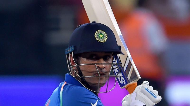 Mahendra Singh Dhoni, leading in place of Rohit Sharma, said his bastmen were to be blamed. (Photo: AFP)