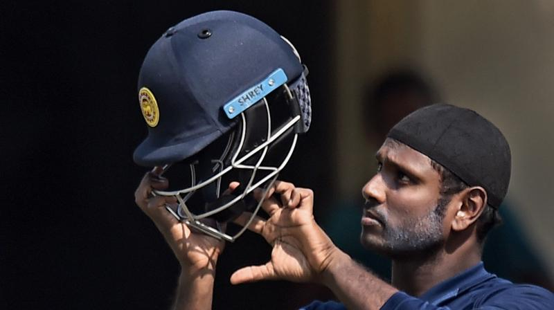 The 31-year-old all-rounder was not included in the 15-man squad for the five one-day internationals and the one-off T20 against England beginning on October 10. (Photo: PTI)