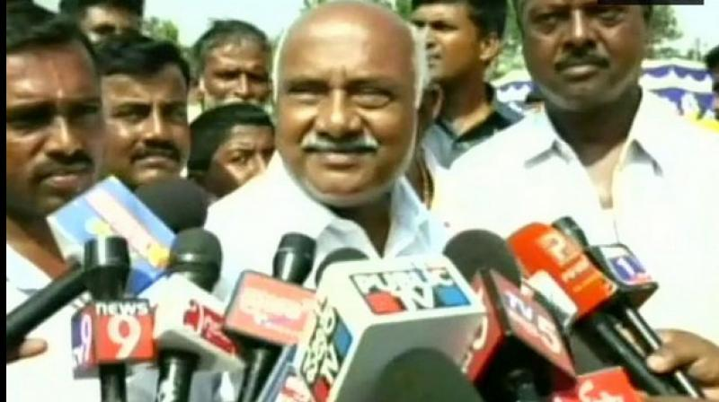 He said neither the Congress nor the JD(S) was serious about keeping the coalition going and hence, no one was making any attempts to sort out issues raised by disgruntled MLAs. (Photo: ANI)