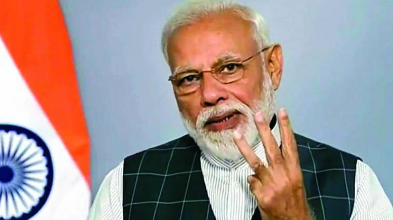'Your vote is precious and will shape the direction our nation takes in the years to come,' Prime Minister Modi tweeted. (Photo: File)