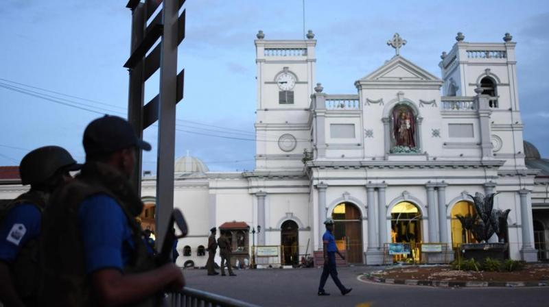 Security in Buddhist-majority Sri Lanka remains tight after the April 21 suicide bomb attacks. (Photo:AP)