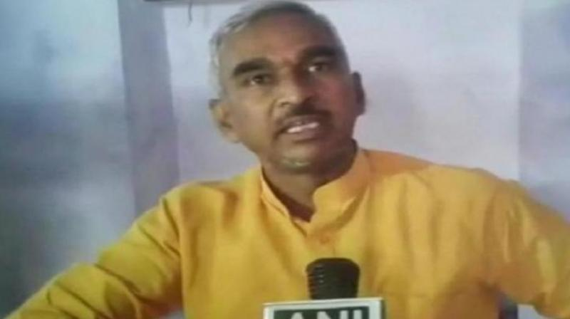 Surendra Singh defended his remark later, saying it was in the interest of the people and he was ready to go to jail for their welfare. (Photo: File/ANI)