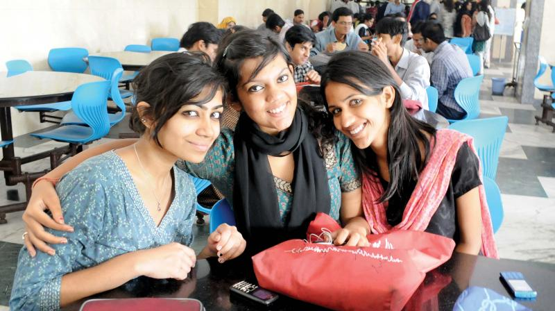 A research showed that more than 34 million students are enrolled in Indian universities and colleges and over 10 million of these students migrate domestically for higher education (Photo: Representational)