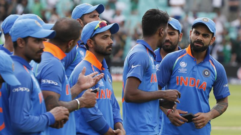 Virat Kohli-led Team India lost the ICC Champions Trophy final against arch-rivals Pakistan by 180 runs. (Photo: AP)