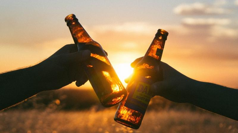 Oxford professor claims alcohol key to mankind's survival. (Photo: Pixabay)