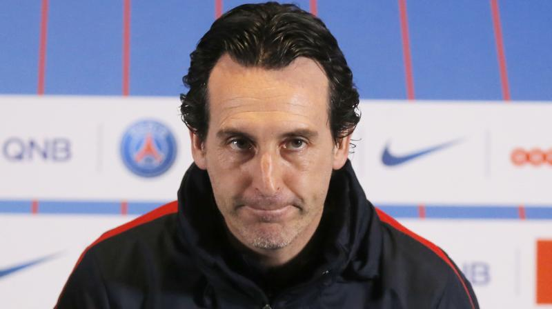 Emery has replaced Arsene Wenger, who was in charge of Arsenal for 22 years, and will be looking to make an immediate statement at Emirates Stadium against a City side that won the league by a record 19-point margin. (Photo: AFP)