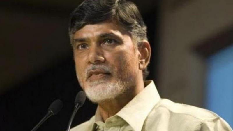 'Cases filed by YSRCP against Kodela Siva Prasada Rao with non-bailable sections were petty. Jagan Reddy is a psycho, who is acting in a vindictive manner,' said Naidu in a press conference. (Photo: File | PTI)