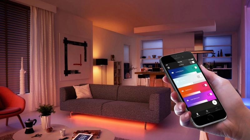 With 5G lurking around the corner, the smart phone is ready to hook up with all kinds of sensors and devices in the home. We look at two of the most popular developments.