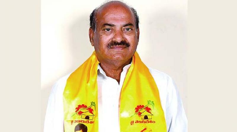 Image result for MP JC Diwakar Reddy