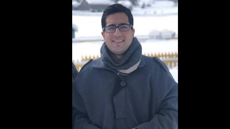 Shah Faesal, a 2010-batch IAS officer, was the first Kashmiri to top the civil services examination. (Photo: Facebook   Shah Faesal)