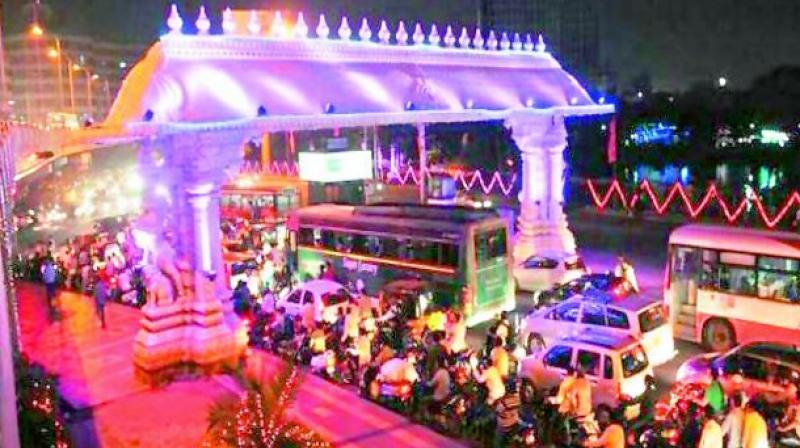 Telangana government, said the upcoming World Telugu Conference will correct the anomalies of the past. (Photo: DC)