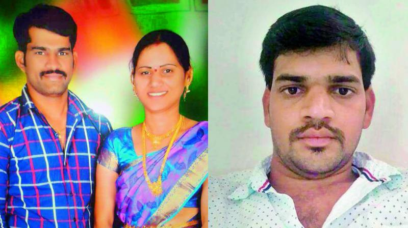 Wife Killed husband, Helped by lover just like a thriller film story